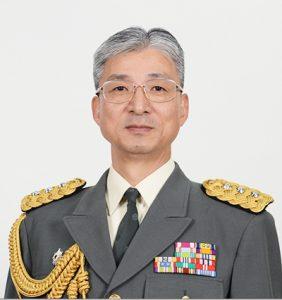 森山尚直東部方面総監