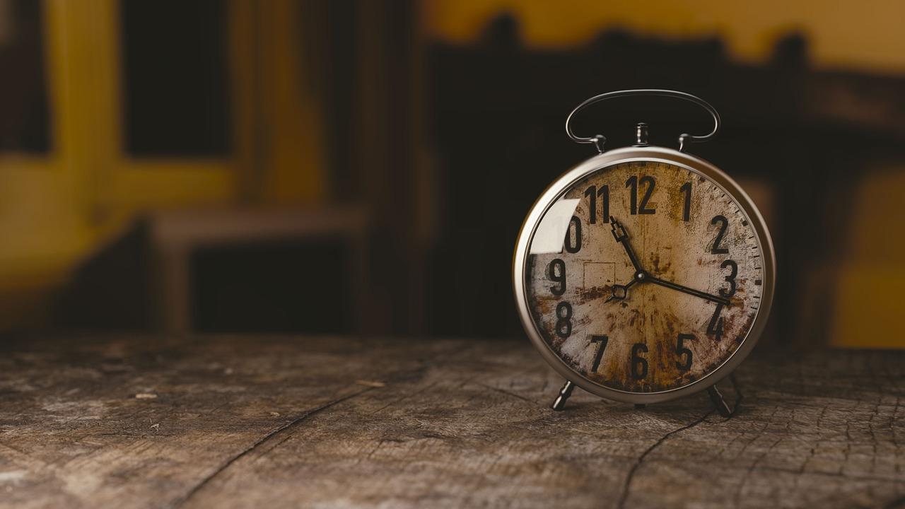 自分のための時間の作り方